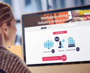 Good2Give Workplace Giving industry evaluation tool