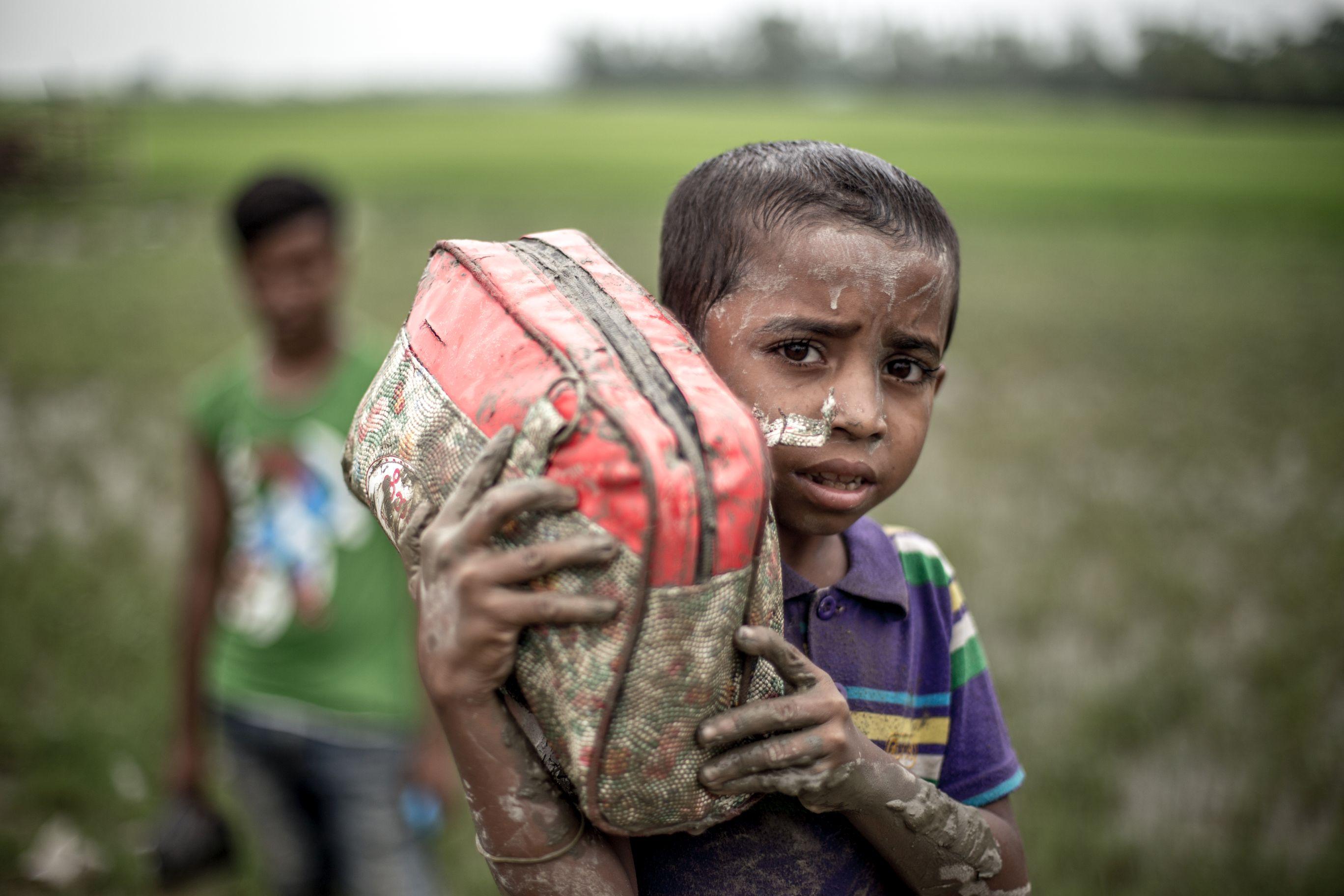 Care Australia, Rohingya, Myanmar, Burma, Bangladesh, refugee crisis