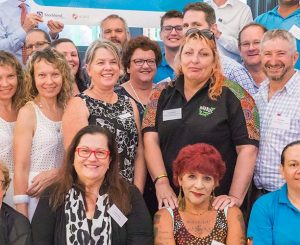Image of Stockland Community Grants team