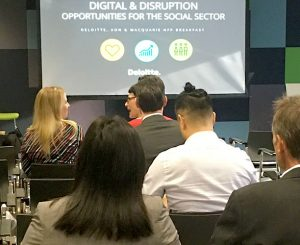 Digital and Disruption event photo