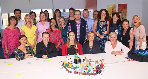 The Good2Give team at our end of year team building exercise.