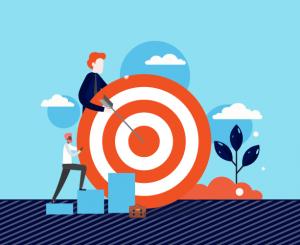 Achieve corporate social responsibility goals website banner